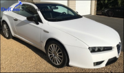 Online auction Alfa Brera, 2006