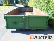 Online auction Containers
