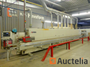 Online auction Houtbewerkingsmachines