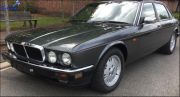 Online auction Jaguar XJ V12 1994