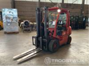 Online auction Online auction of forklift trucks
