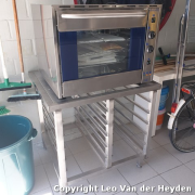 Online auction Oven - Koelcel - Bakfiets - Robot Coupe