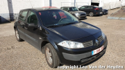 Online auction Renault Megane En Citroen C3